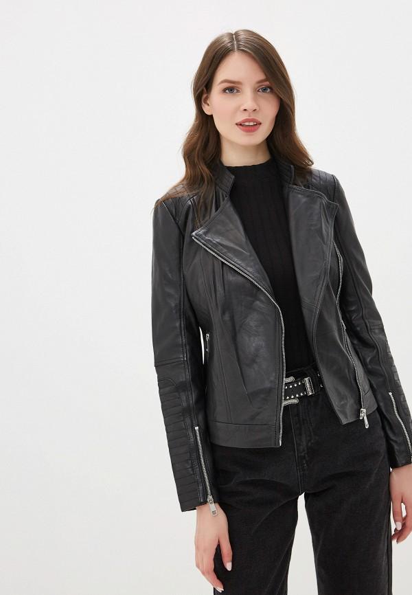 цена Куртка кожаная La Reine Blanche La Reine Blanche MP002XW0WNIF онлайн в 2017 году