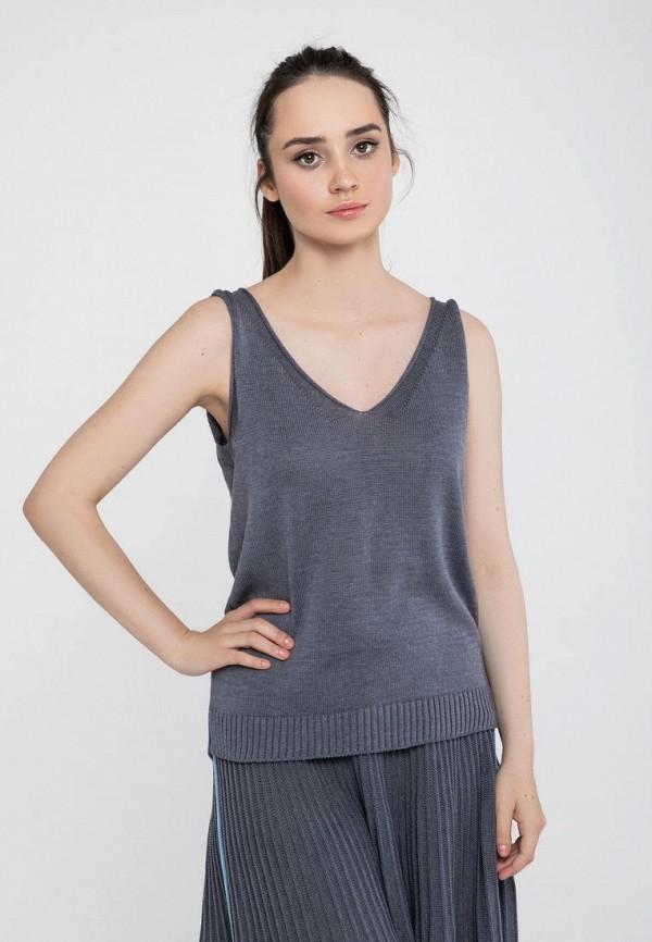 женский топ sewel, серый