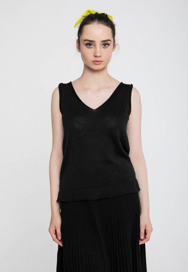 женский топ sewel, черный