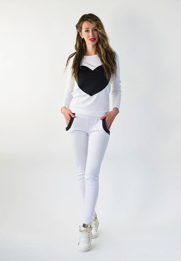 женский спортивные спортивный костюм подіум, белый