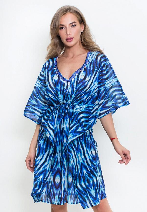 женское платье penye mood, синее