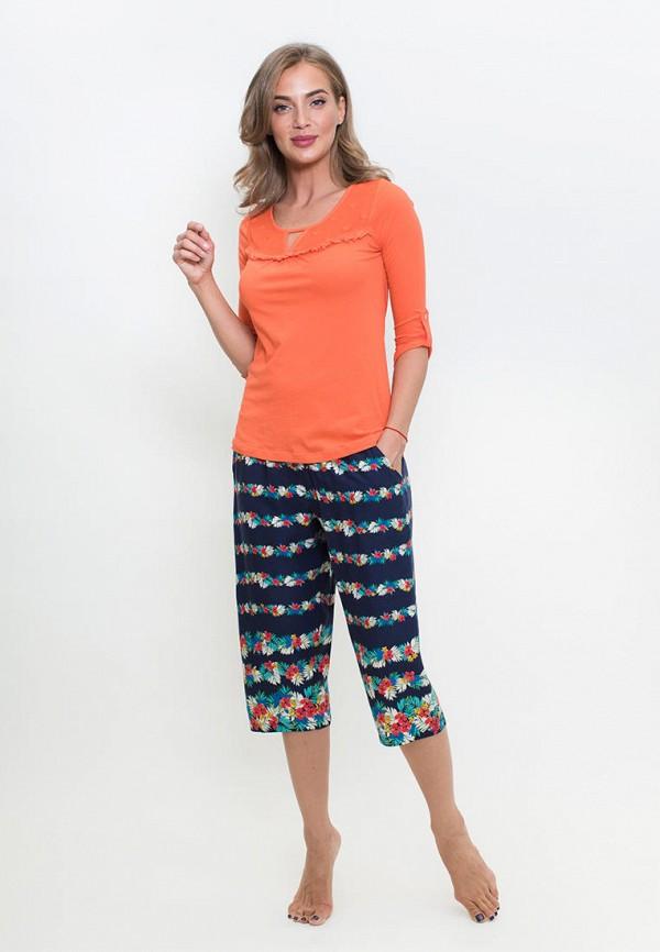 женский костюм penye mood, разноцветный