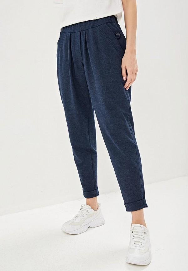 Фото - Женские спортивные брюки DuckyStyle синего цвета