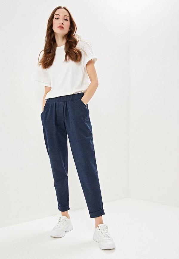 Фото 2 - Женские спортивные брюки DuckyStyle синего цвета