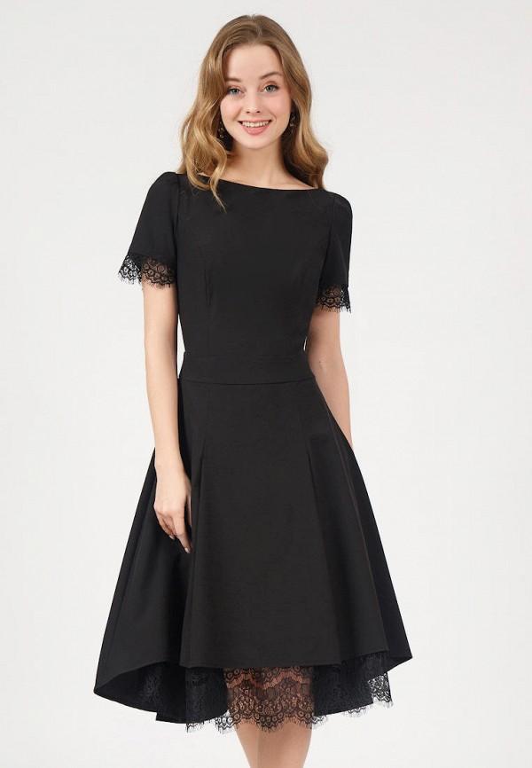 женское платье marichuell, черное