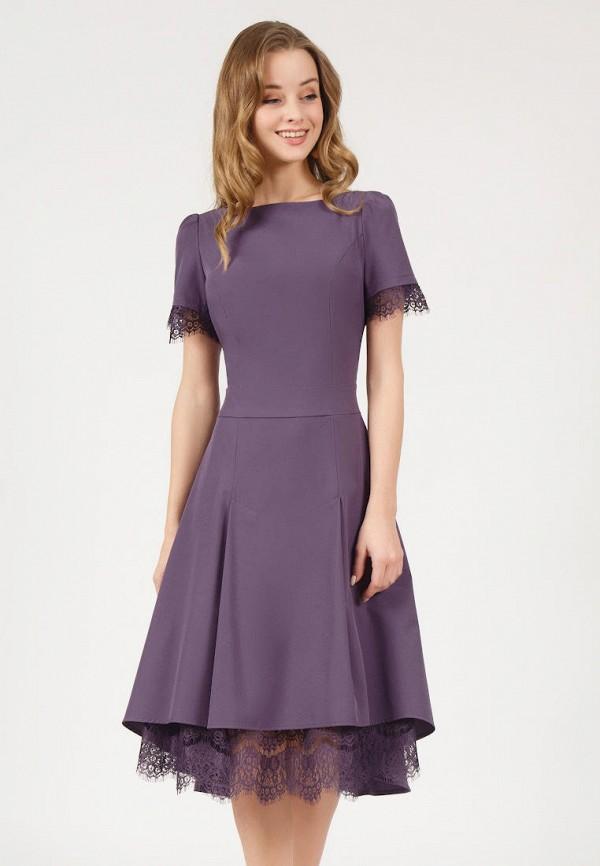 женское платье marichuell, фиолетовое