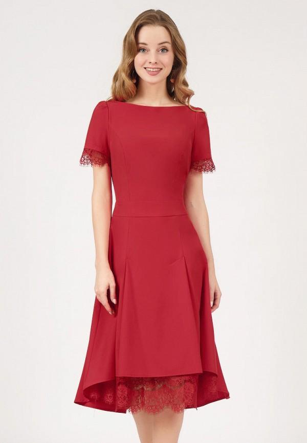 женское платье marichuell, красное