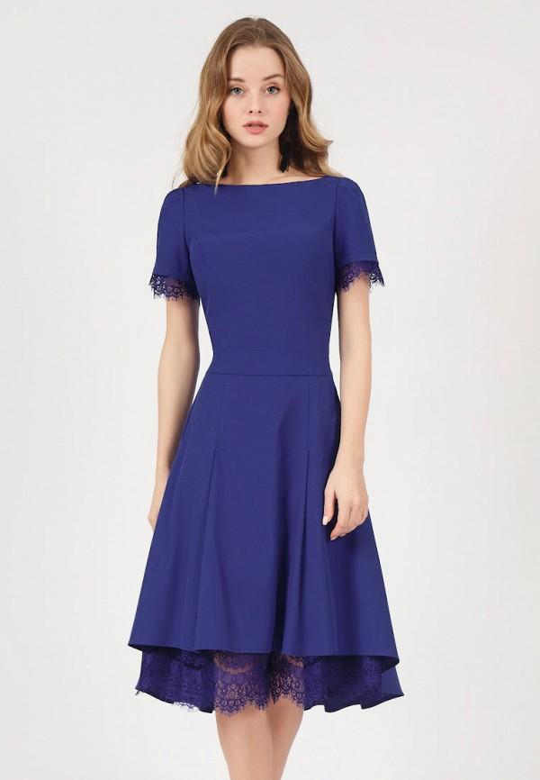 женское платье marichuell, синее