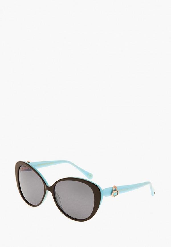женские солнцезащитные очки enni marco, голубые