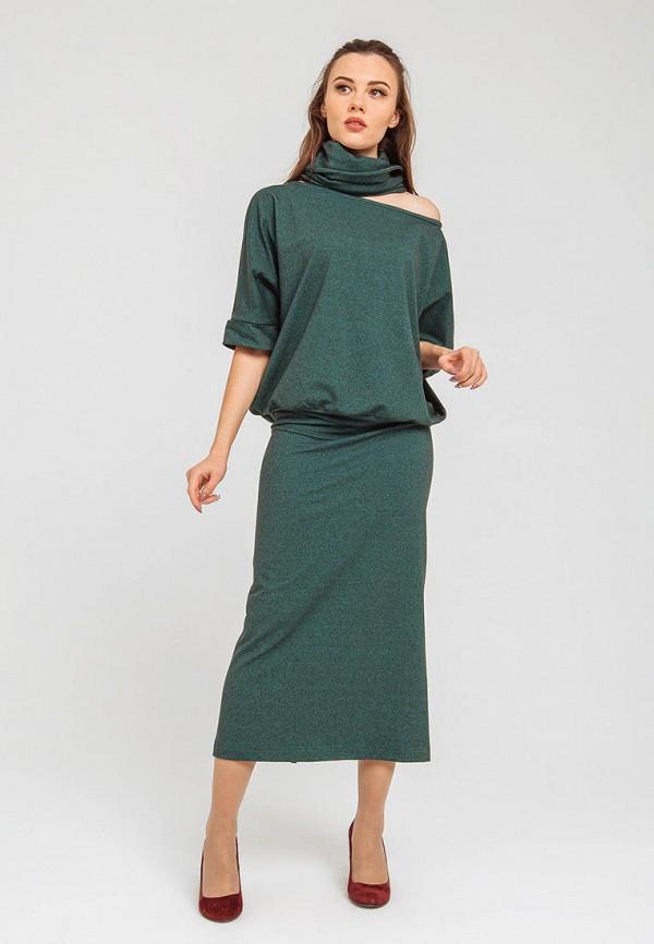 женский костюм nadi renardi, зеленый