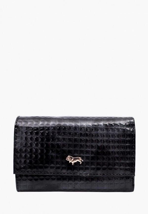женский кошелёк labbra, черный