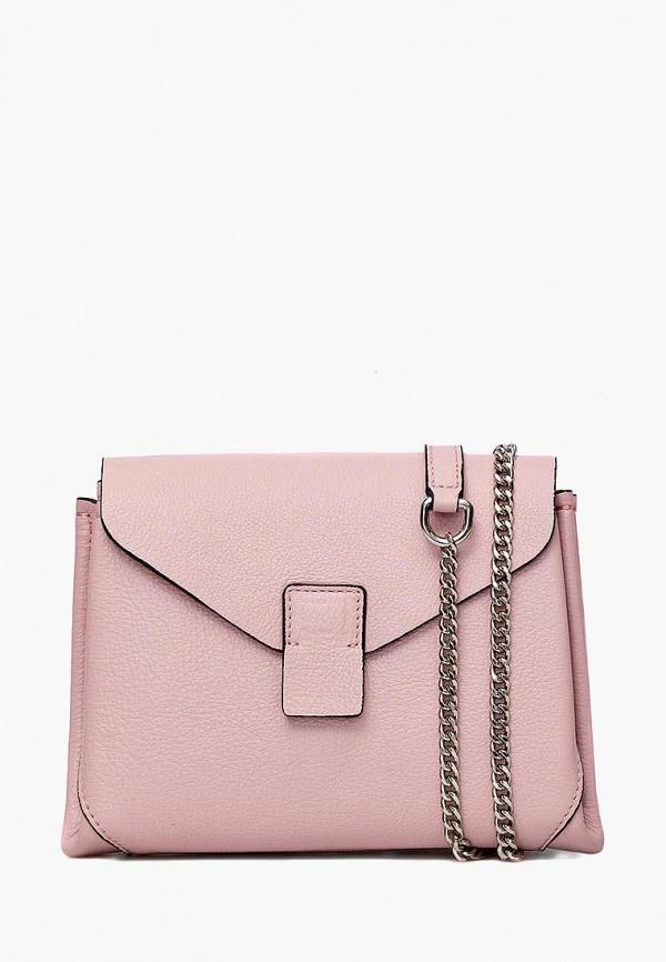 женская сумка labbra, розовая