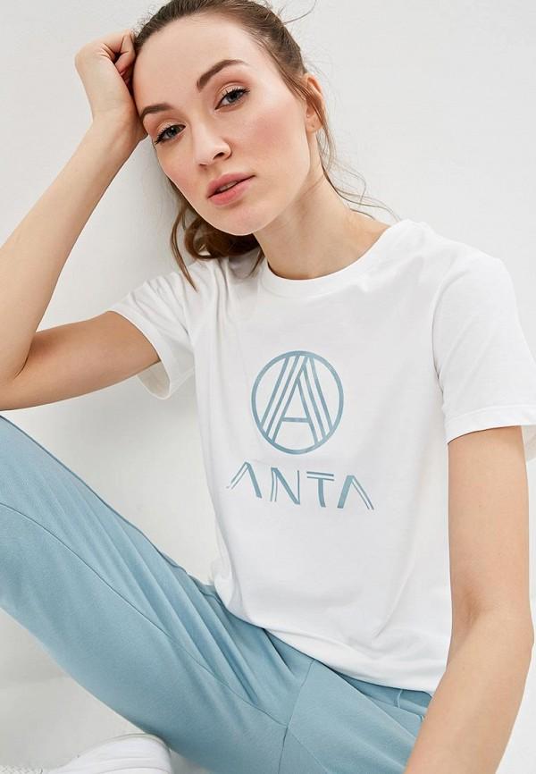 Футболка спортивная Anta Anta MP002XW0WRQE футболка anta anta an225emeiab9