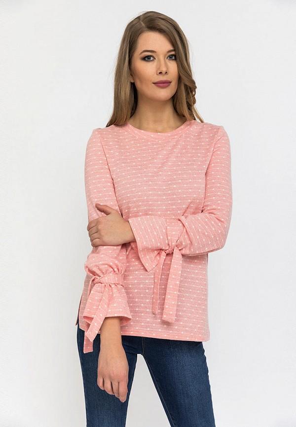 Купить Джемпер Gloss, mp002xw0wrt6, розовый, Весна-лето 2019
