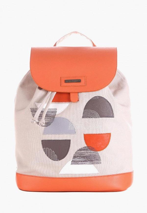 женский рюкзак alba soboni, серый