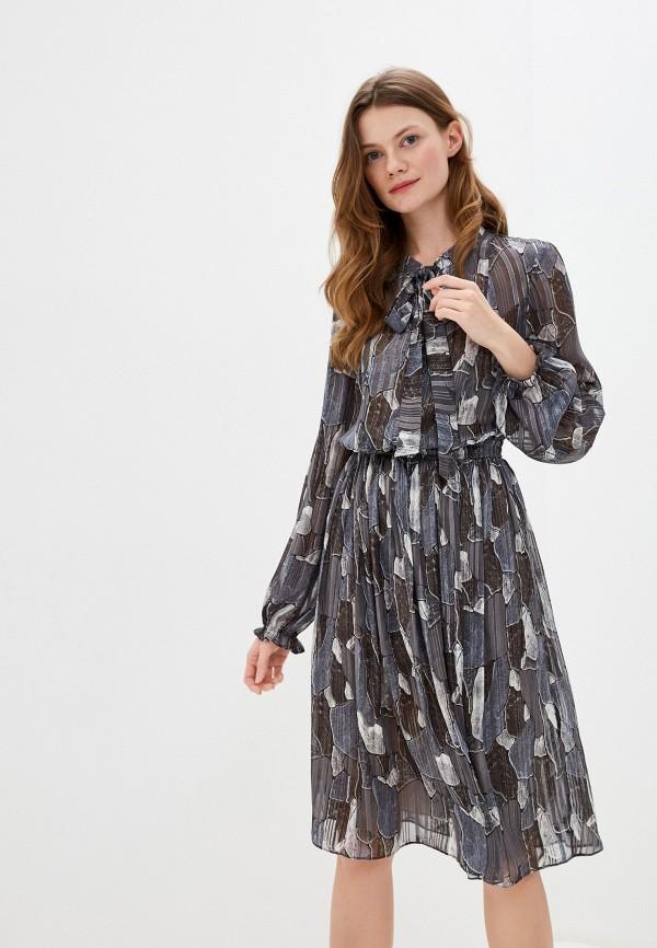 Платье ASV Fashion Design ASV Fashion Design  серый фото