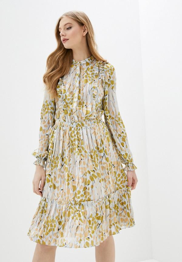 Платье ASV Fashion Design ASV Fashion Design  разноцветный фото