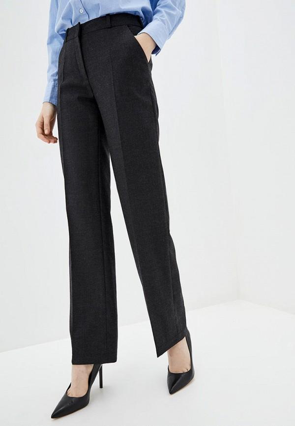 женские повседневные брюки natalia bas, серые