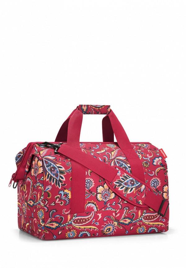 женская дорожные сумка reisenthel, красная