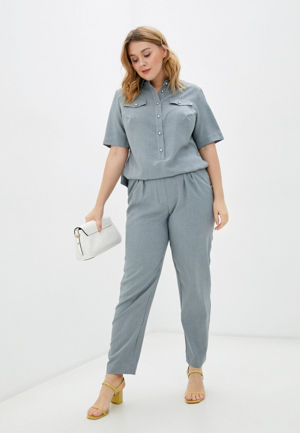 Комбинезон ASV Fashion Design ASV Fashion Design  серый фото