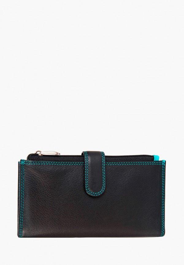 женский кошелёк visconti, черный
