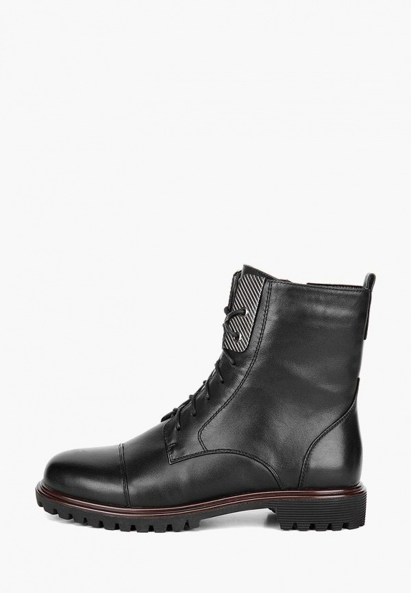 женские высокие ботинки lisette, черные