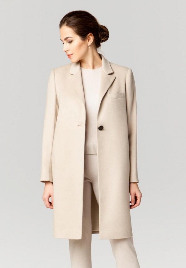 Фото - Женское пальто или плащ Ummami бежевого цвета