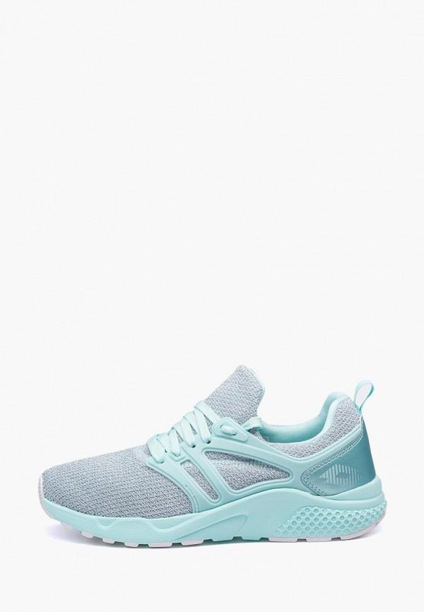 женские кроссовки lotto, голубые