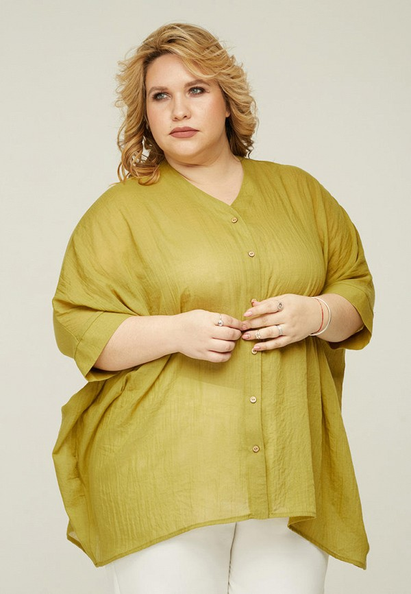Блуза Gorda Bella Gorda Bella MP002XW0XIOX блуза gorda bella gorda bella mp002xw0tpal