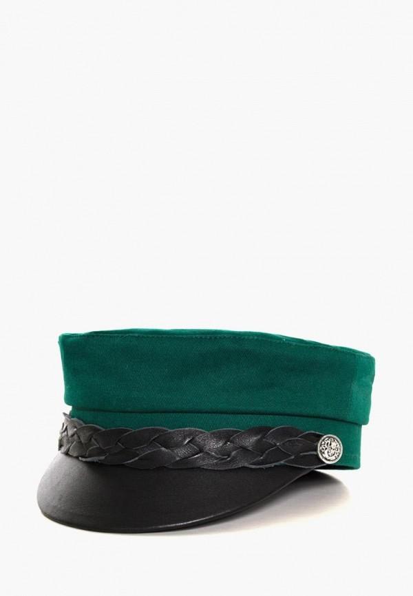 женская кепка anna bask, разноцветная