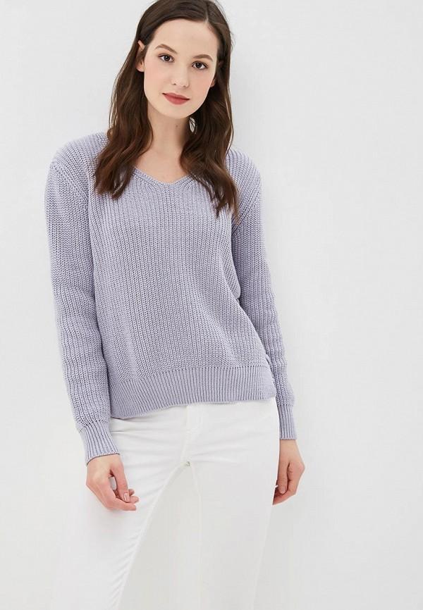 женский пуловер jj wear, фиолетовый