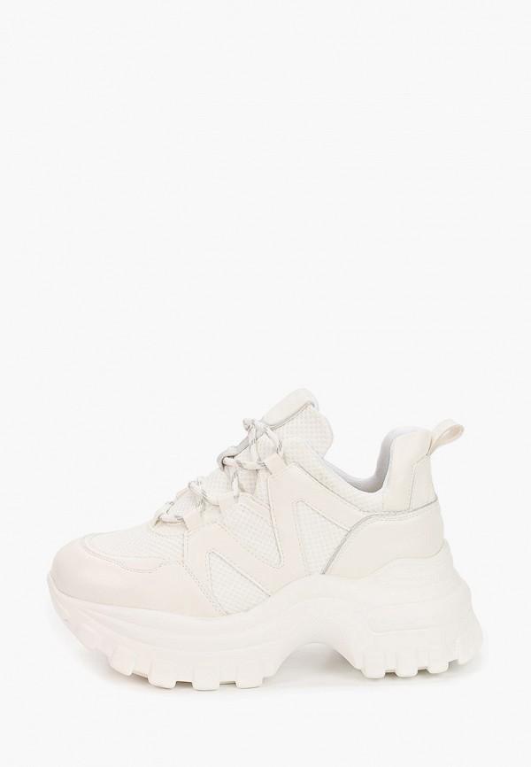 женские низкие кроссовки saivvila, белые
