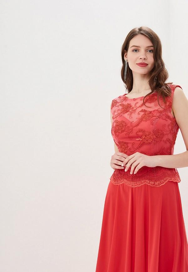 Платье Disorelle цвет красный  Фото 2