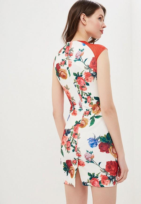 Фото 3 - Платье Disorelle красного цвета