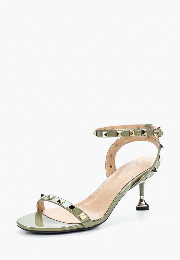 Босоножки Chezoliny Chezoliny MP002XW0XJP3 ботинки chezoliny ботинки