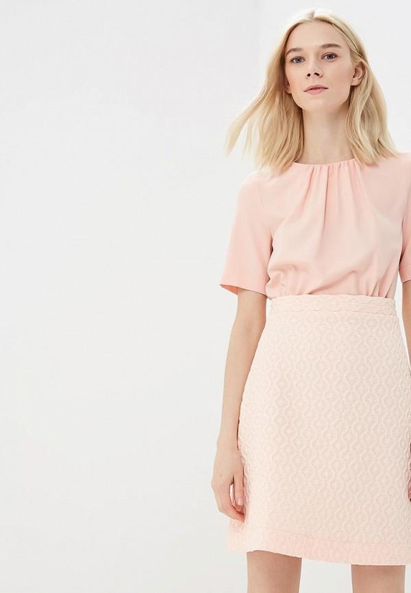 Купить Платье Villagi, mp002xw0xjwt, розовый, Весна-лето 2018