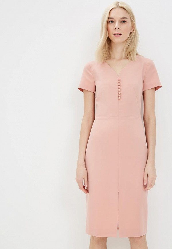 Купить Платье Villagi, MP002XW0XJXD, розовый, Весна-лето 2018
