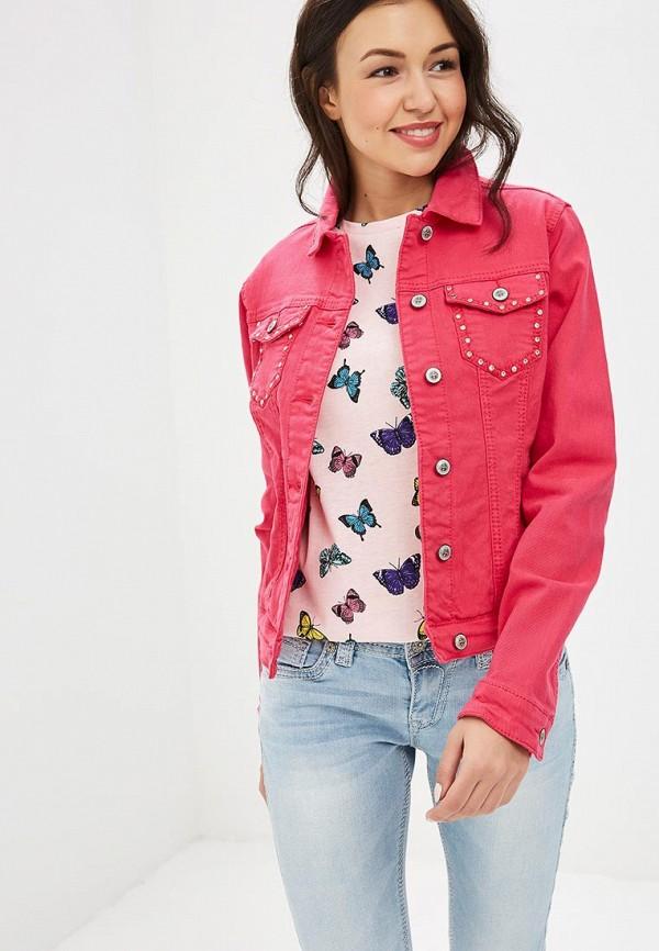 Куртка джинсовая Blue Monkey Blue Monkey MP002XW0XJYC цена