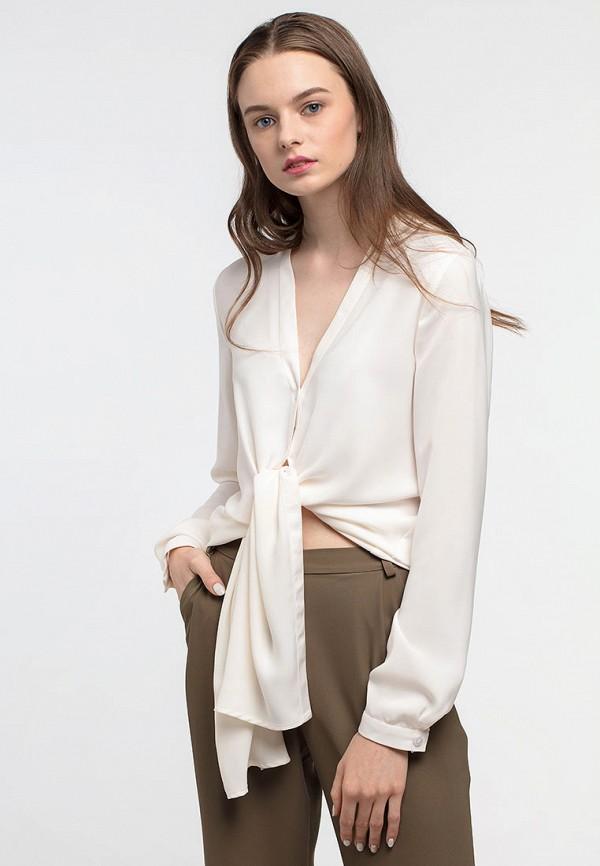 женская блузка aina manasheva, белая