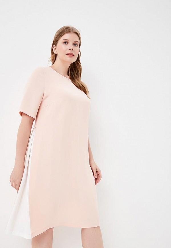Купить Платье Borboleta, mp002xw0xk3g, розовый, Весна-лето 2018