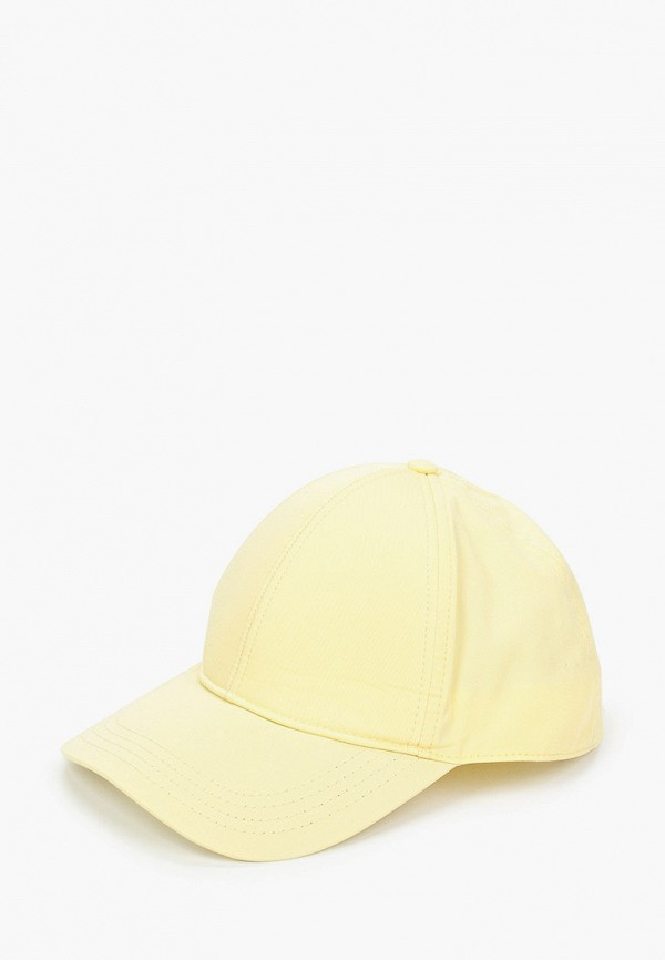 женская бейсболка colin's, желтая