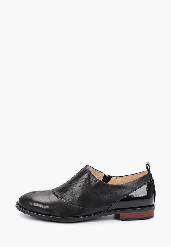 женские низкие ботинки boogie woogie, черные