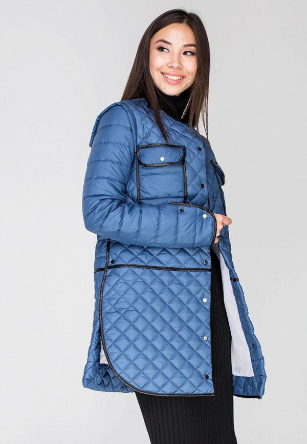 женская куртка benoni, голубая