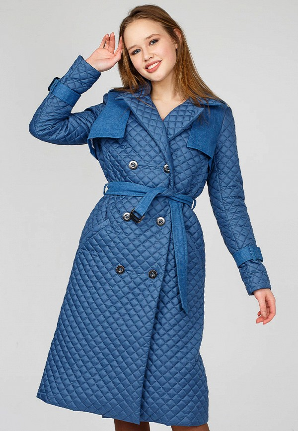 женская куртка benoni, синяя