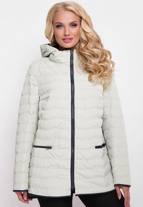женская куртка vlavi, белая