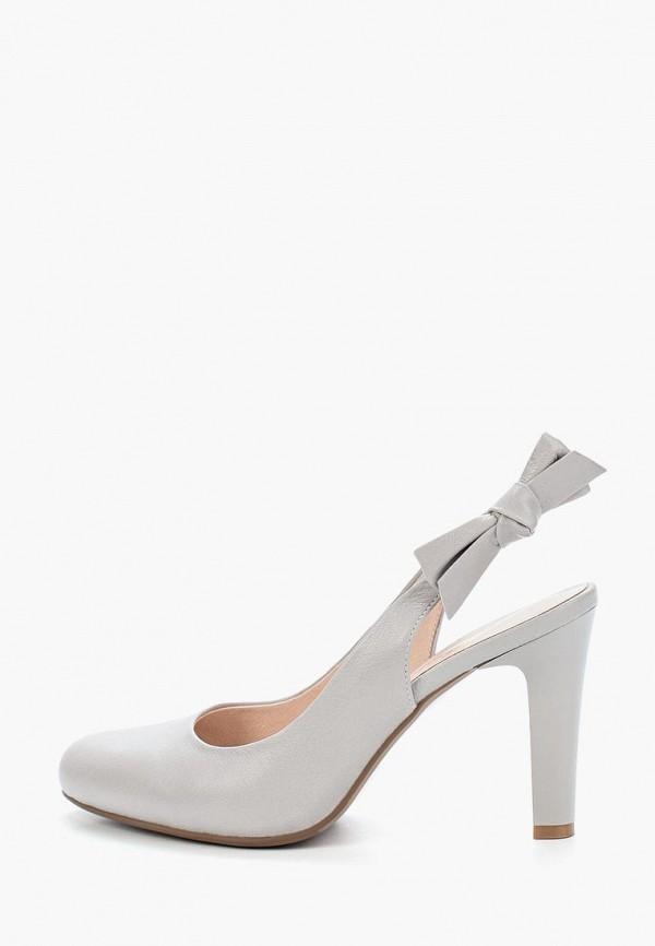 женские туфли berkonty, серые
