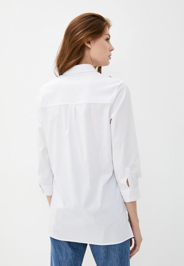 Рубашка Whitney цвет белый  Фото 3