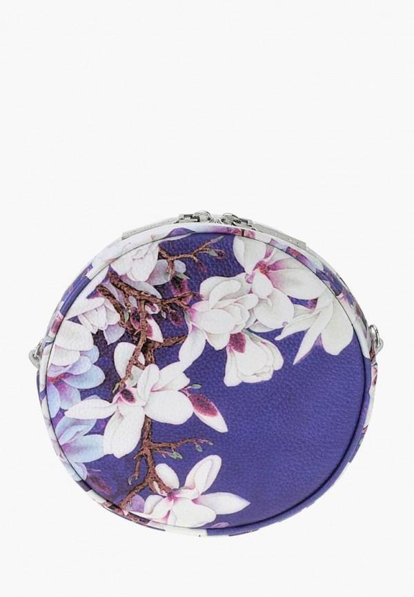 Купить Женскую сумку BB1 фиолетового цвета