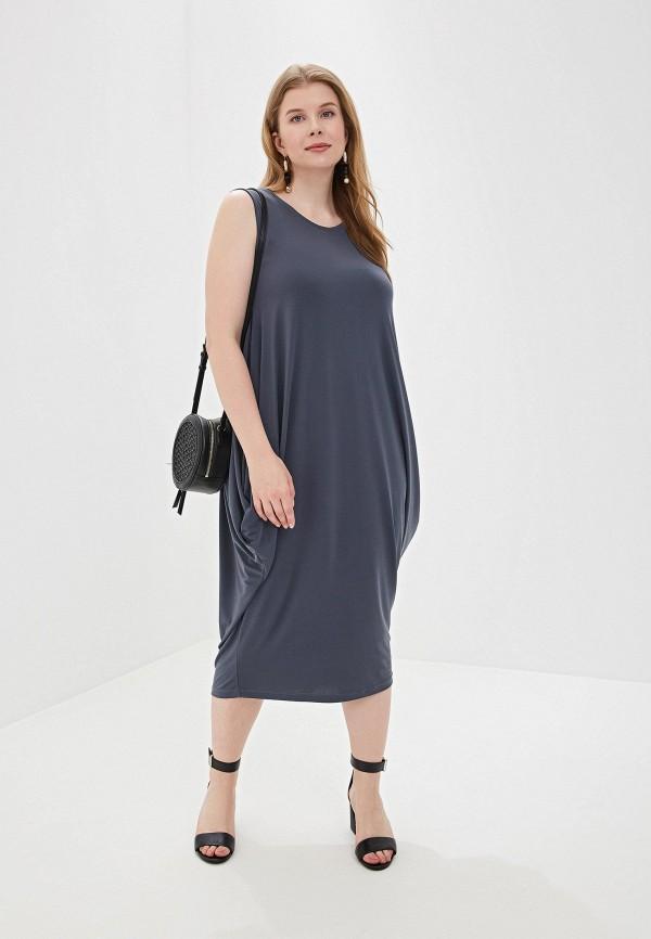Платье Vivostyle Vivostyle MP002XW0YBPB блуза vivostyle vivostyle mp002xw19c2a
