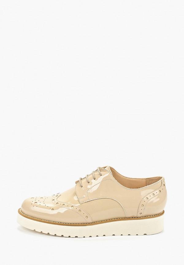 женские ботинки giotto, бежевые